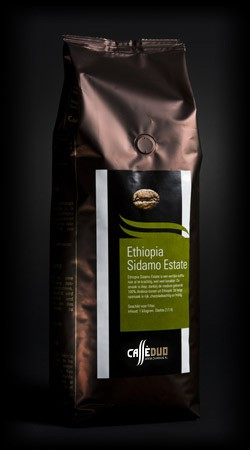 Koffiebonen - Ethiopia Sidamo Estate - Caffè Duo