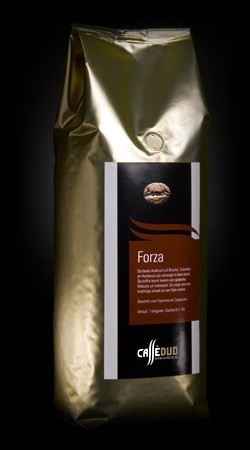 Koffiebonen - Forza - Caffè Duo
