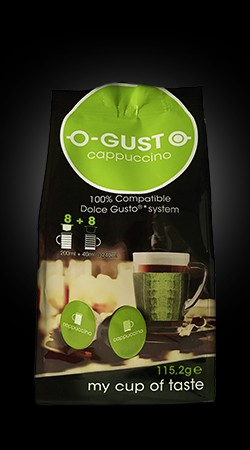 O-Gusto - Cappuccino voor Dolce Gusto