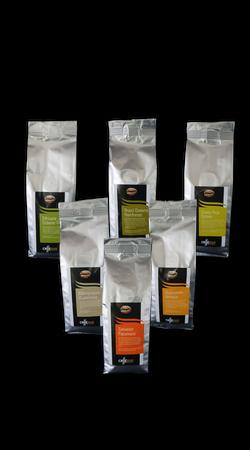 Proefpakket Single Origin koffiebonen