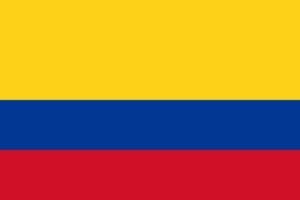 Colombia koffiebonen