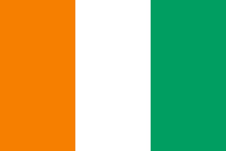 Ivoorkust koffiebonen