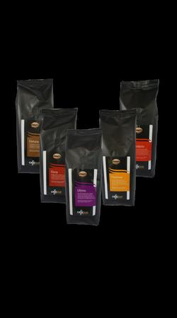 Proefpakket Espresso Koffiebonen Caffè Duo
